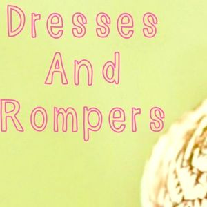 Dresses & Skirts - Dresses and Rompers
